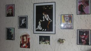 My PeinxItachi Wall of Fame by Yuna1810