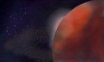 Red Planet by firevixon