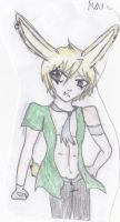 march hare by leolani123