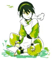 Toph by mariisle