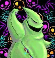 Oogie Boogie by skullberries
