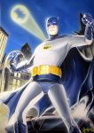 Batman - Adam West by bjunqueira