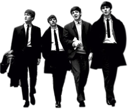 The Beatles by xOukan