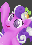 Crazy Filly Screwball by SymbianL