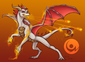 Fire Element by SekoiyaStoryteller