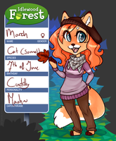 Idlewood Forest - March by NoyiiArts