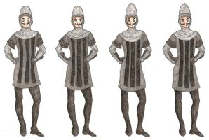 Spamalot- French Taunters by unusual-filament