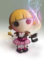 Lalaloopsy by The-Cosmic-Kid