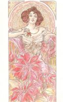Mucha: Ruby by Kagira