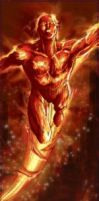 The Human Torch by JkSuf