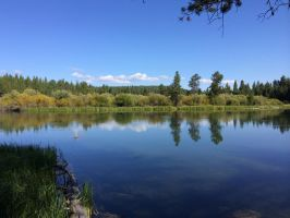 Deschutes River by Sonic840