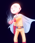 OnePunch Man (gif) by Saige199