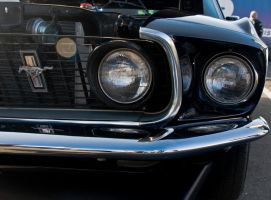 Ford Mustang IV by chocholik
