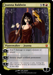 Joanna baldwin planeswalker by shoubu12
