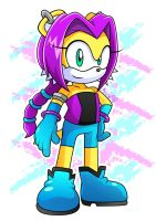 Sonic Archie : Melody Prower by Arung98