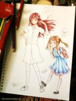 try tradi colours by sayuko