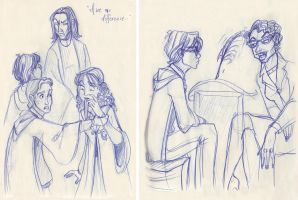 04_18 Wretched Snape and Meeting Rita by kuabci