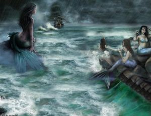 Manipulation: Mermaids