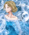 Wind and Sky - Snow Queen Elsa by wishluv