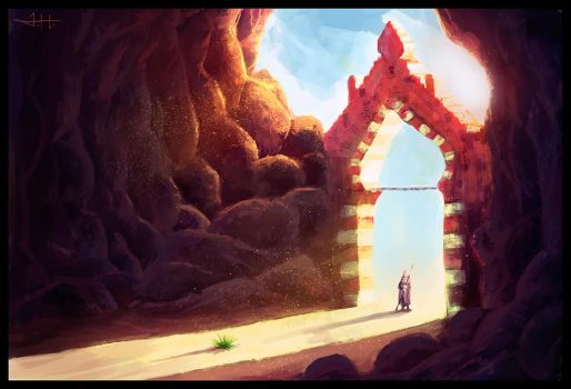 Gate by etwoo
