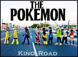 The Pokemon - Kino Road by Horror-Scarred