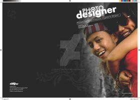 Photo DesignerMagazine - Cover by sarthahirah