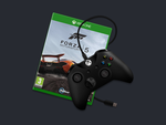 XBox One Icon by AdrianFahrbach