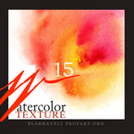 Watercolor texture Set 006 by Blakravell