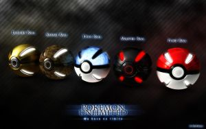 PoKeMON UNLIMITED by NeoTendar