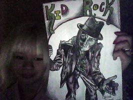 Kid Rock by angel-gabriel989
