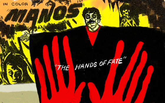 manos the hands of fate by I-like-Dirt