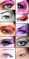 Muchos make-ups by Jangsara