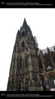 Cologne cathedral 15 by Mithgariel-stock