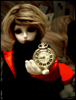 .:Faiyu:. Clock by Cesia