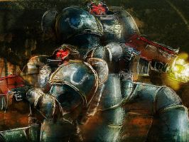 Ultramarines by cocco91