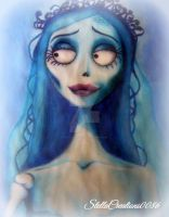 the corpse bride by gothicstella