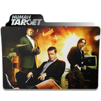 human target folder icon by Kliesen