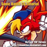 Sonic Battle CG Tutorial by chaokiller