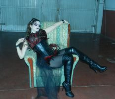 Blind Mag// Repo! The Genetic Opera by moonlightspirit
