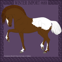Winter Import #688 by DovieCaba