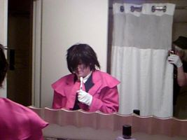 Captain's blackmail video - Alucard sings by ravenqueen22