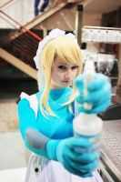 Samus Waifu 2 by beethy