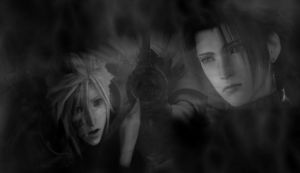 Defining Moment - FFVII by InyrilJace
