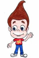 Jimmy Neutron by LoudKFan4