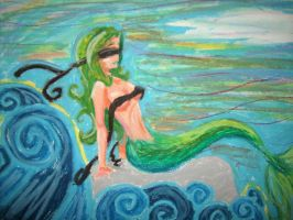 Mermaiden by DB-Riddle