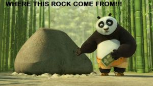 KFP LOA-Where This Rock Come From!!! LOL by SuperSayian5Naruto