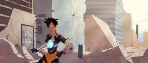 Tracer by The-Poumi