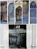 Cemetery Doors by Expose42