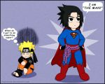 Super Sasuke by ToonTwins