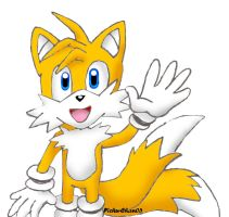 "Miles ""Tails"" Prower by Pichu-Chan05"